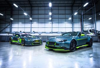 Waarom GT8 Aston Martin's meest extreme V8 Vantage is #1