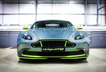 Aston Martin Vantage GT8: onthuld #1