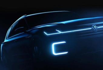 Volkswagen telt af naar plug-inhybride Touareg GTE #1