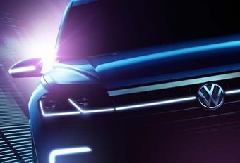 Volkswagen Touareg 2017 : il sera à Pékin ! #1