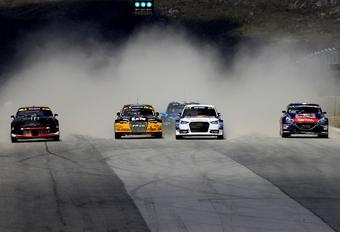 Solberg wint World RX, debuterende Loeb knap vijfde #1