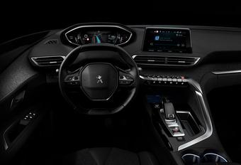 Nieuwe Peugeot i-Cockpit toont bestuurderspost van morgen #1