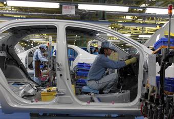 Production Toyota à l'arrêt jusqu'au 25 avril #1
