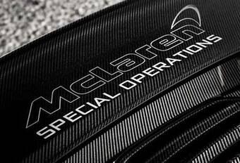 Une McLaren 688 HS par MSO ? #1
