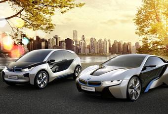 Départ vers la Chine de managers de BMW i #1