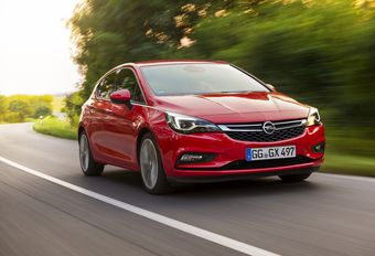 Opel Astra verkozen tot Lease Car of the Year #1