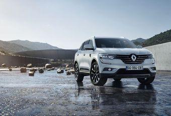 Renault Koleos : les détails #1