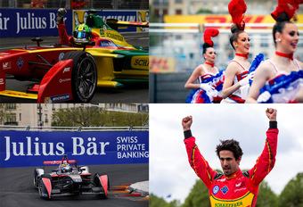 Formule E verovert hart van Parijs, dit is ons foto-album #1