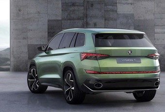 Škoda : quatre SUV dans les cartons ! #1
