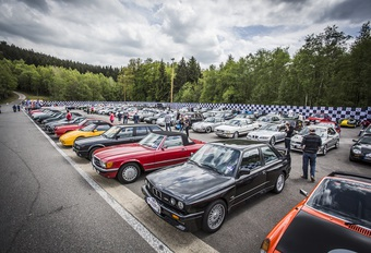 AutoWereld Youngtimers Rally 2015 #1
