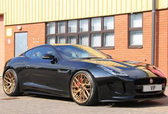 VIP Design radicaliseert Jaguar F-Type R #1