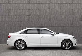 Audi A4 L : avec ou sans chauffeur... chinois !  #1
