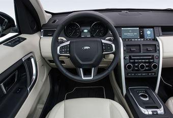 Land Rover Discovery Sport : mise à jour et pense-bête #1