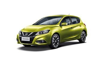 Nissan Pulsar : bientôt remaquillée ? #1