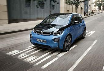 BMW i3 : 300 km sans prise #1