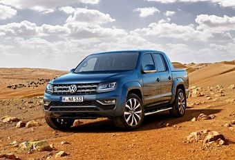 V6 Diesel plus puissant pour le Volkswagen Amarok #1