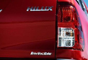 Toyota Hilux krijgt PSA-broertje(s) #1