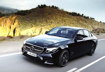 Mercedes E43 AMG : démonstration ! #1
