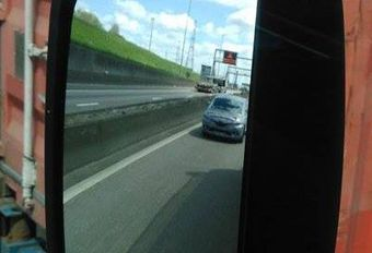Le Renault Grand Scénic observé à Anvers #1