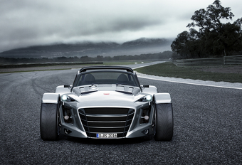 Donkervoort toont extreme D8 GTO-RS #1
