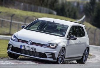 VIDÉO – Volkswagen Golf GTI Clubsport S : le record au Nürburgring ! #1