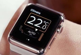 VIDEO – Bentley Bentayga: verbonden met je smartwatch #1