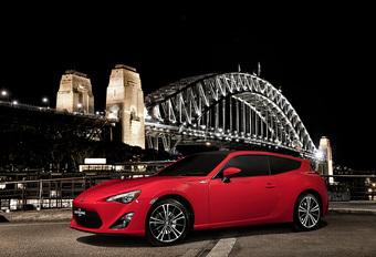 Made in Australië, de Toyota GT86 als Shooting Brake  #1