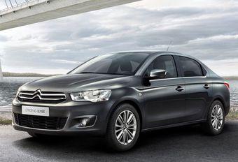 Citroën C-Élysée : chez nous aussi #1