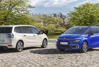 Facelift Citroën C4 Picasso anticipeert op komst nieuwe Scénic #1