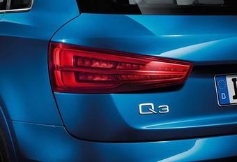 Futur Audi Q3 : il arrive en 2017 #1