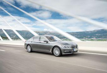 4 turbos pour la BMW Série 7 #1