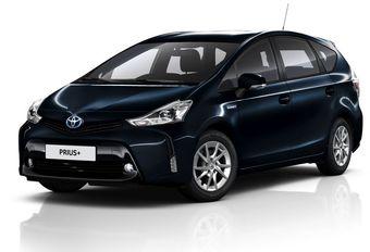 Mise à jour de la Toyota Prius+ #1