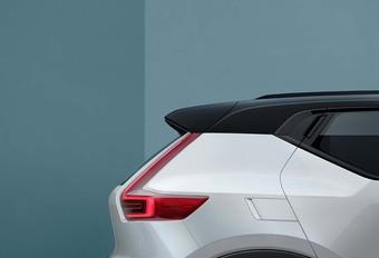 Volvo: twee conceptcars voor nieuwe 40-reeks #1