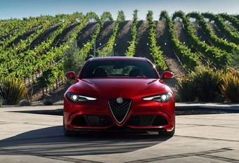 Alfa Giulia : semi-autonome en 2020 #1