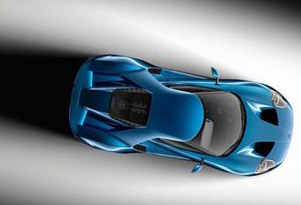 Le V6 Ecoboost de la Ford GT dans d'autres supercars ? #1