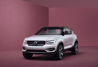Volvo dévoile ses concepts « Série 40 » 40.1 et 40.2 #1