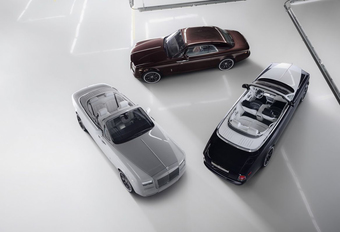 Rolls-Royce Phantom Coupé en Drophead Coupé nemen afscheid met Zenith Collection #1