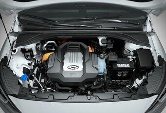 Ioniq-technologie mogelijk ook voor andere Hyundai-modellen #1