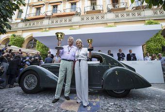 Villa d'Este : Coppa d'Oro pour une Lancia Astura #1