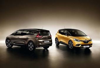 Renault Grand Scénic : 2 places en plus #1