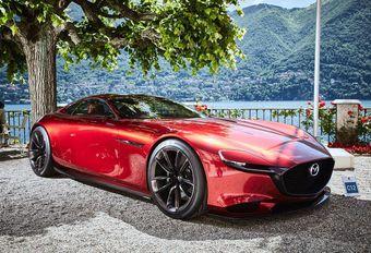 Mazda RX-Vision : un passage en production n'est pas à exclure #1