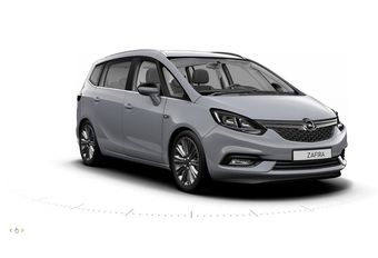 Opel Zafira Tourer : trop tôt sur un configurateur #1