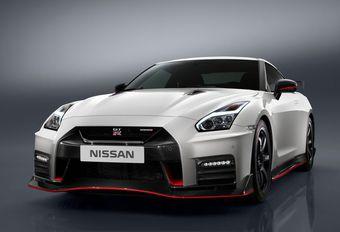 Nissan GT-R Nismo : facelift au Nürburgring  #1