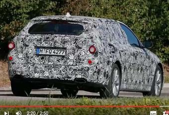 VIDÉO – Future BMW Série 5 : avec 3 carrosseries #1