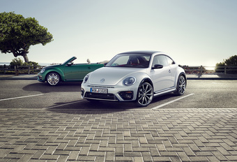 Facelift pour les Volkswagen Beetle #1
