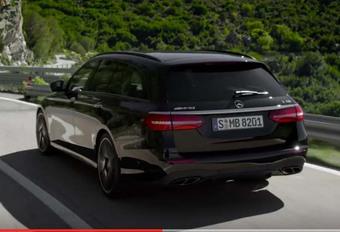 VIDÉO – Mercedes Classe E break : en images ! #1