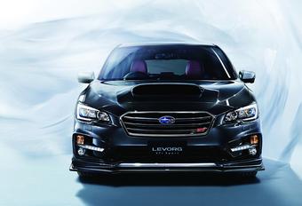 Subaru Levorg STI doet ons huilen #1