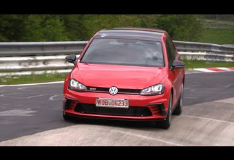 Volkswagen Golf GTI Clubsport S, l'insatiable ! #1
