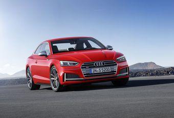 Audi A5 et S5 : 2e génération #1