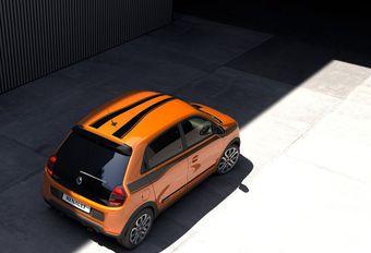 Renault Twingo GT is tweelingbroer Smart Forfour Brabus #1